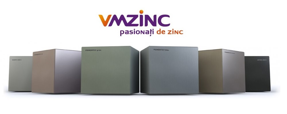 titan zinc prepatinat gama de culori tablafaltuita.ro  1 Titan zinc patinat