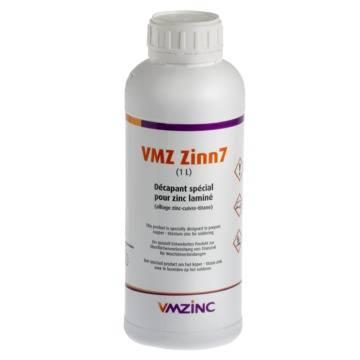 Solutie de curatat zinc natural Prezentare sistem