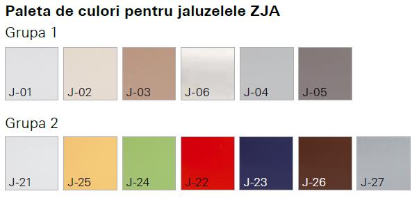 Culori JZA Roto