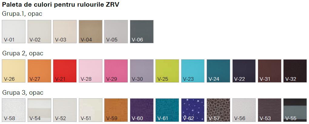 Culori ZRV Roto